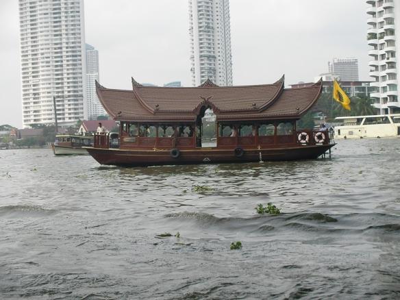 Boat Turis